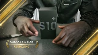 Samsung Galaxy S10 plus unboxing Canada version