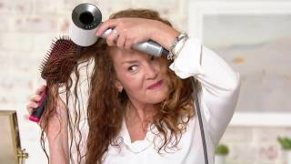 Dyson Supersonic Hair Dryer w/3 Attachments & Non-Slip Mat on QVC