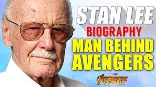 Stan Lee Biography in Hindi | Man Behind Avengers | Infinity War