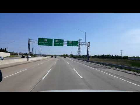 BigRigTravels LIVE! - Chicagoland drive on Interstate 294 - May 22, 2016
