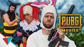 Ridiculous costumes in PUBG Mobile - Costume