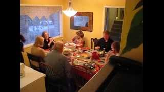New Years Day Dinner 2010