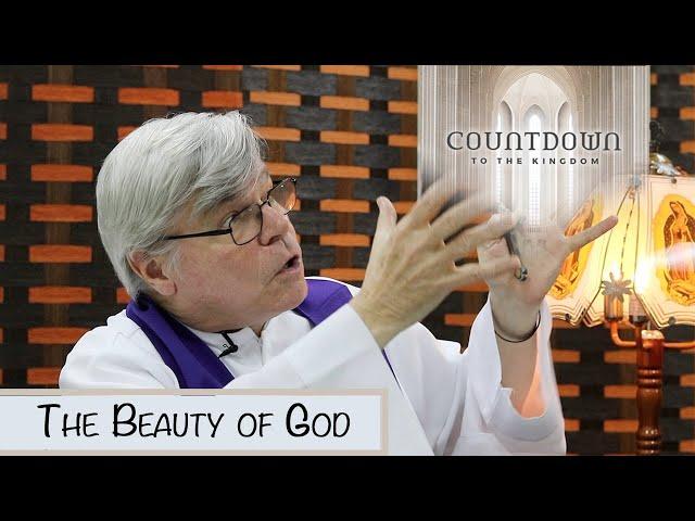 Fr. James Blount, Exorcist dhe Healer, heq sytë tanë te Bukuria e Zotit