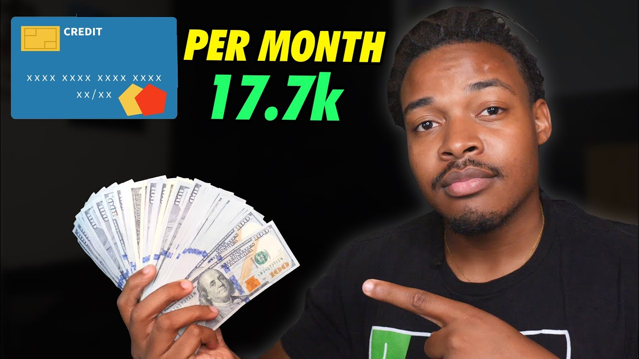 How to start a Credit Card Business | $17k Per Month