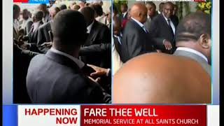 Video Kenneth Matiba funeral service underway at All Saints Cathedral download MP3, 3GP, MP4, WEBM, AVI, FLV Oktober 2018
