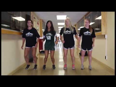Cal Poly Women's Soccer - Blurred Lines