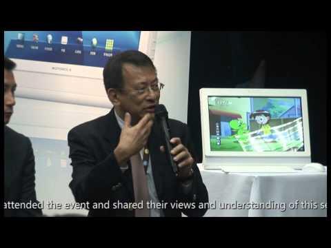 Motorola Cloud BroadBand HMC3260 Media Event Launch