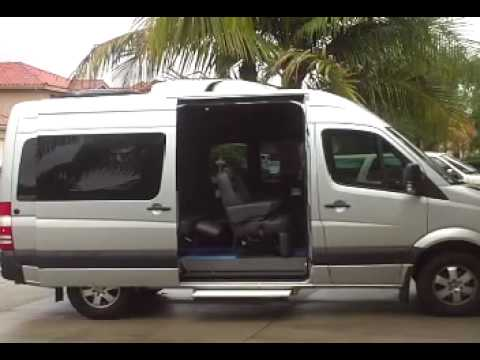 Sprinter Conversion Electric Sliding Door Southern