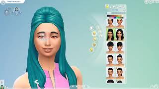 Вампир Ирина?-The Sims 4