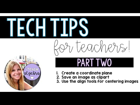 PowerPoint Tips and Tricks for Teachers - Part 2