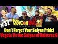 Dragon Ball Super ENGLISH DUB - Episode 37 - Group Reaction