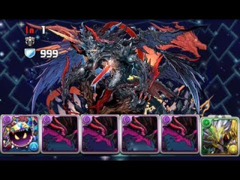 [Puzzle and Dragons] Eternal Jail of the Devil King - Last Floor (Drawn Joker/Odin Dragon)