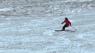 Slopeside Ski Reviews - Rossignol Experience 80 2014/15