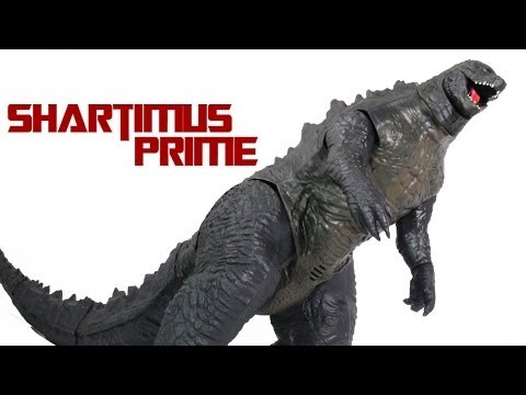 Godzilla 2014 Movie Jakks Pacific 24 Inch Tall Action Figure Review