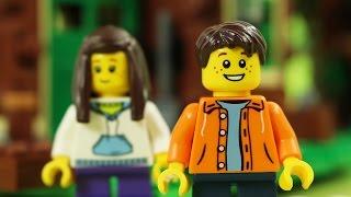 Obserwatorium w Domku na Drzewie   Klocki: Lego Creator   Bajki dla dzieci