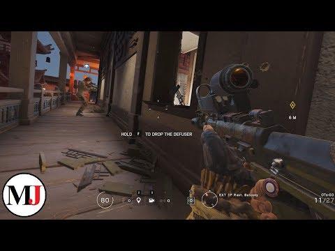 Sweaty Skyscraper Diamond Match: Full Game Friday - Rainbow Six Siege