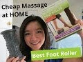 Tired/Painful Feet? Easy Cheap Foot Massage at Home - Best Foot Roller/Massager
