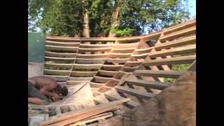 Woodyard - Bmx Park Build