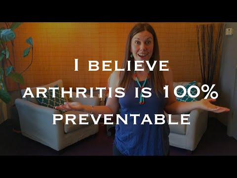 Arthritis - What Causes it, How to Prevent it and Is it Reversible?