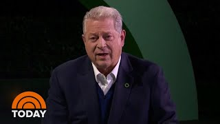 Al Gore Shares His Memories Of George H.W. Bush   TODAY