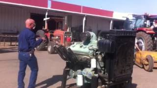 Old Detroit 2 stroke Diesel