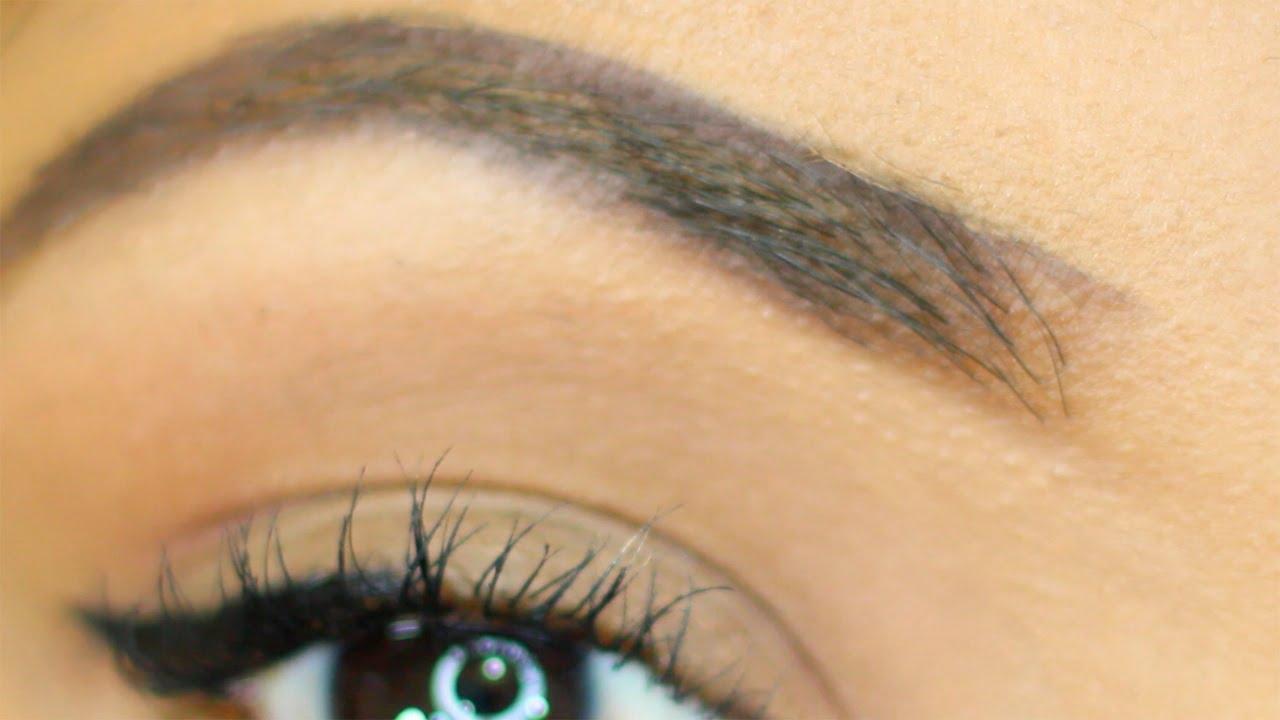 Perfect Eyebrows Tutorial 2 Youtube