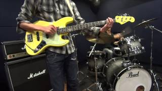 【d】高速スラップ ベース ドラム セッション 「Hyper clock up」