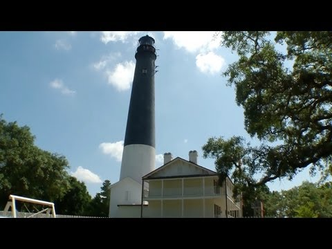 The Most Haunted Lighthouse in the U.S.