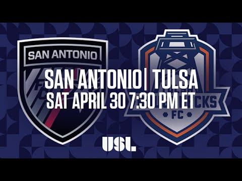 WATCH LIVE: San Antonio FC vs Tulsa Roughnecks FC 4-30-16