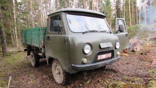 УАЗ 2.9 троит двигагель.