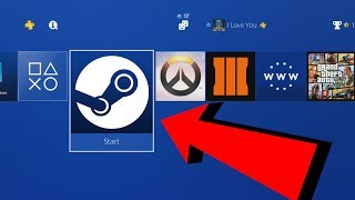 WHAT HAPPENS WHEN YOU DOWNLOAD STEAM ON PS4?