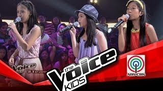 "The Voice Kids Philippines Battle ""Love Song"" by Fritz, Koko, and Camille"