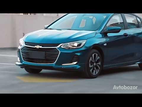 Обзор Chevrolet Onix (2019). Взгляд изнутри и снаружи.