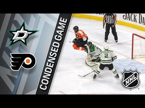 12/16/17 Condensed Game: Stars @ Flyers