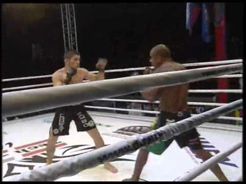 Хабиб Нурмагомедов VS Arymarcel Santos (ВИДЕО)
