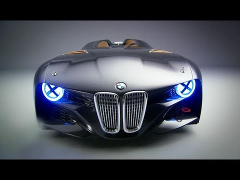 Bmw 328 Hommage Unveiled Youtube