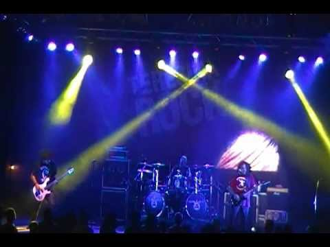SCUD - Red Chaos (Live at Teresina Rock 2012)