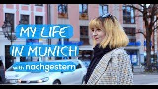 MY LIFE IN MUNICH - Ep. 5:    Esra Eren   🇩🇪Fashion Blogger