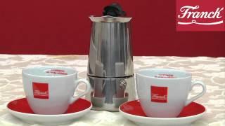 Franck Četiri nacina pripreme kave
