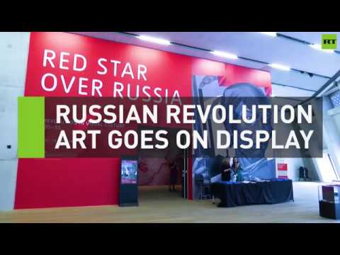 Russian Revolution Art goes on display at Tate Modern