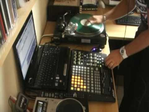 how to make breakbeats in ableton live