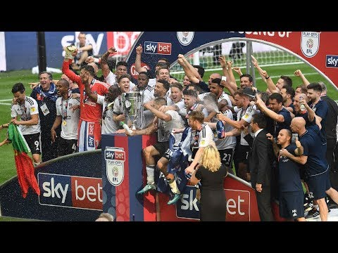 Sky Bet Championship – Play-Off Final 2017/18
