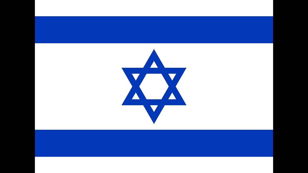 Israelis What Do The Symbols On The Flag Of Israel Mean Youtube