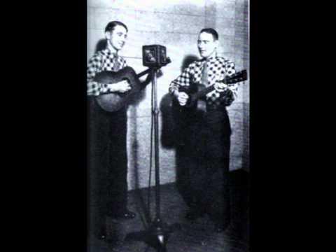 The Delmore Borthers - The Nashville Blues