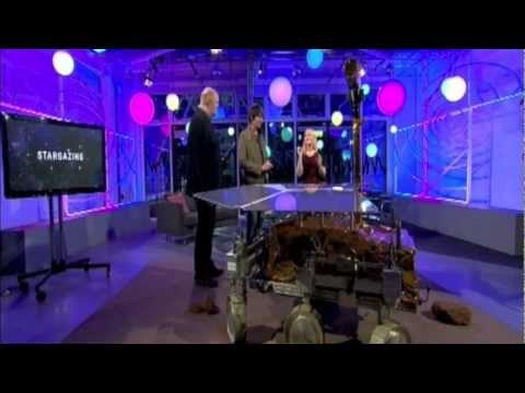 Stargazing Live Pt 2 (Brian May) - 08012013