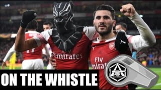 On the Whistle: Arsenal 3-0 Rennes -