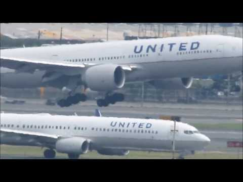 See How CathayA340 Has Grown Over The Year of 2013 -- Full HD Planespotting at Newark