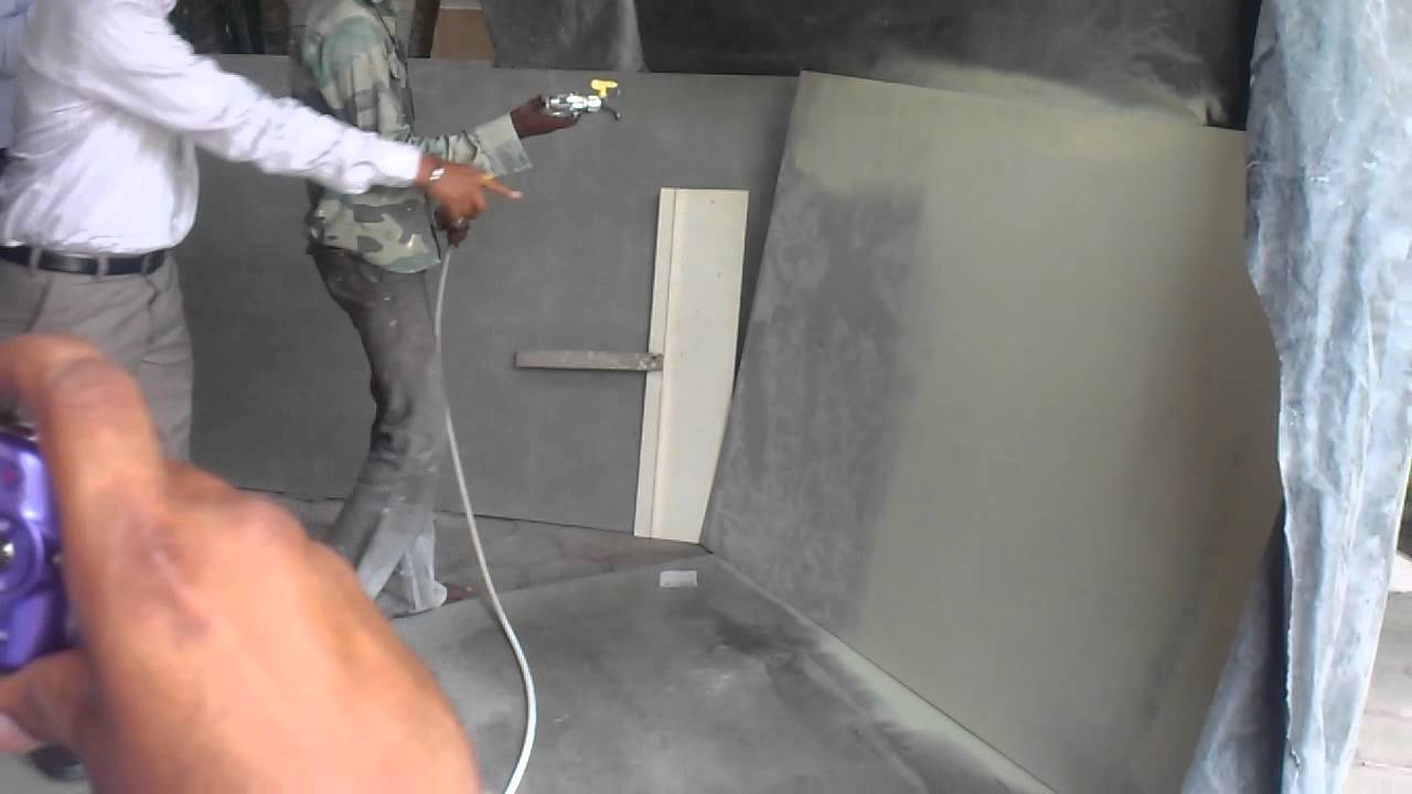 Epoxy Spray Paint Mp4 Youtube