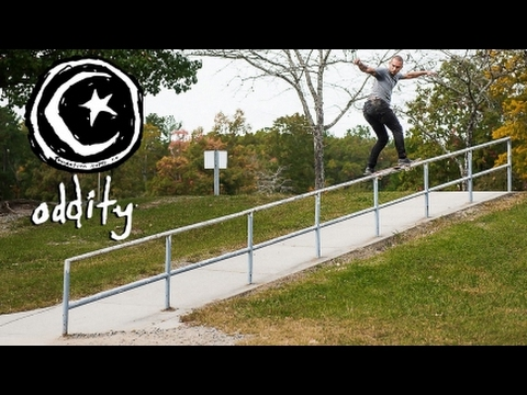 "Thrasher Magazine   Dakota Servold´s ""Oddity"" Part"
