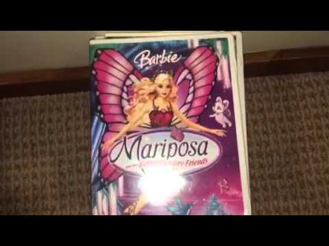 Barbie Movie Collection DVDs